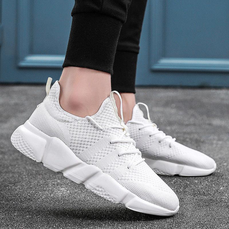 Men Shoes Athletic Sneakers Breathable