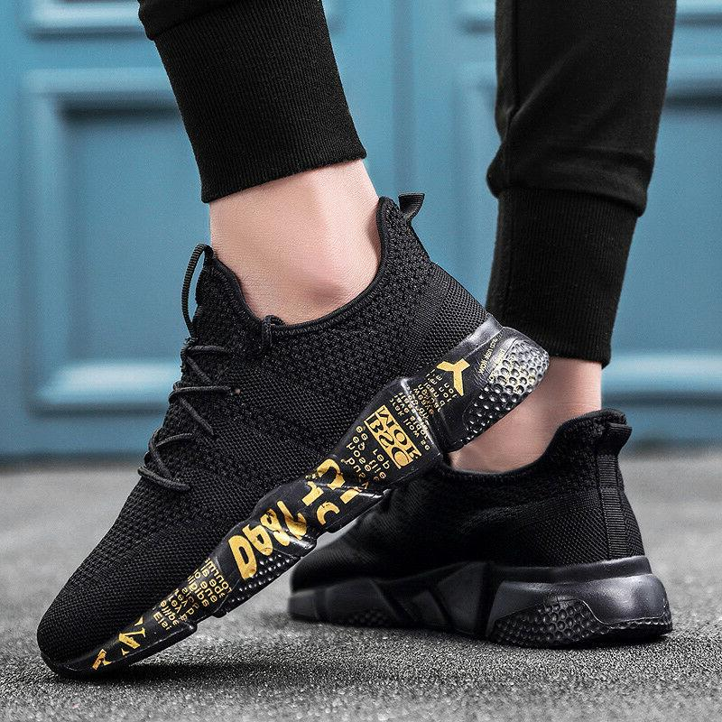 Men Sport Shoes Athletic Sneakers Breathable