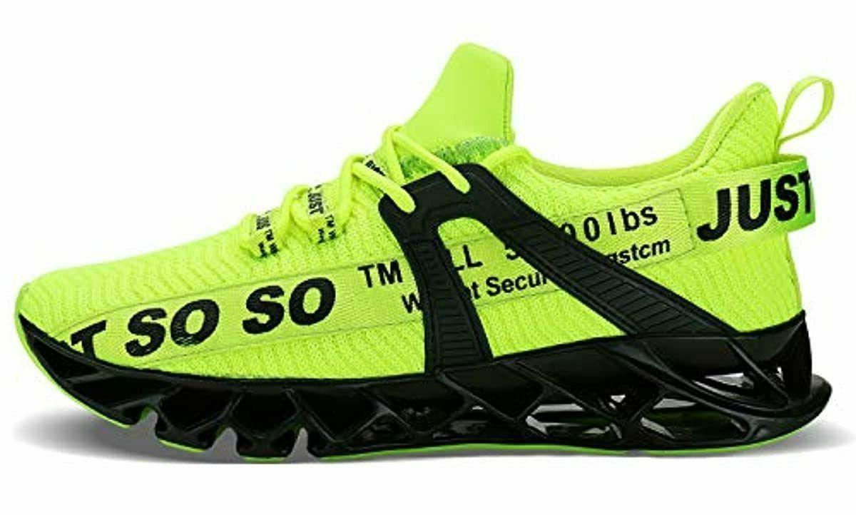 UMYOGO Mens Blade Shoes Fashion Sneakers