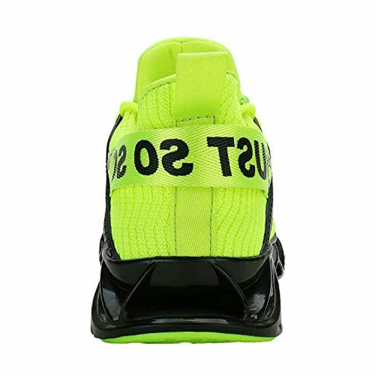 UMYOGO Mens Athletic Blade Fashion Sneakers