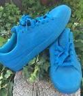 Men's Puma Blue Suede Tennis Shoes - Size 10.5 - NEW WOB