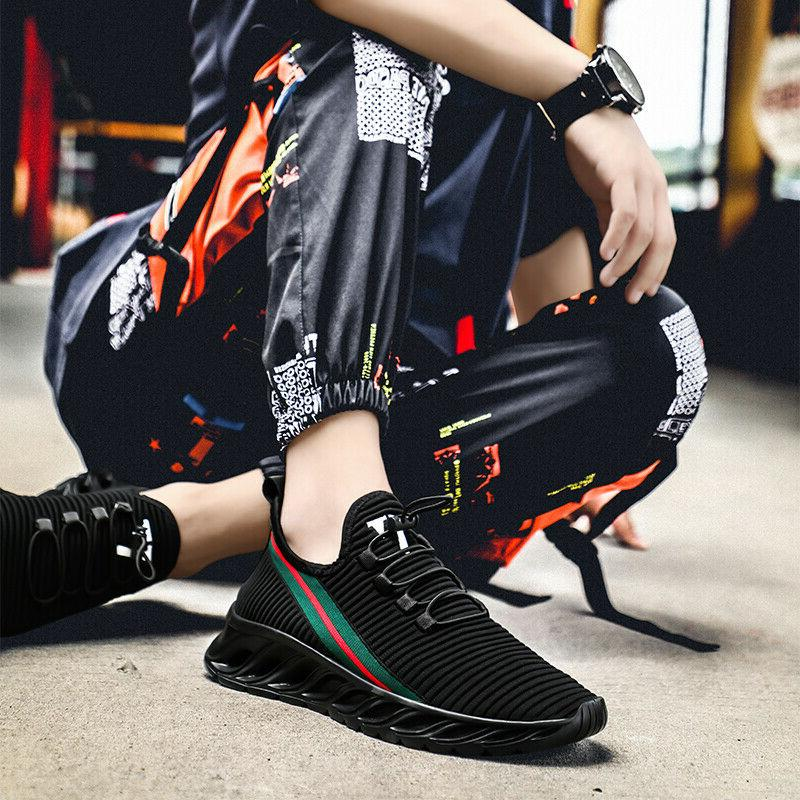 Mens Fashion Tennis Athletic Casual Sneakers