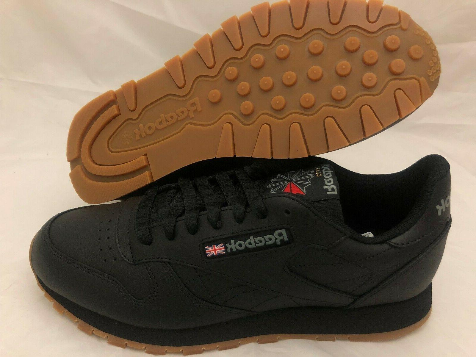 mens classic tennis shoe cl lth style