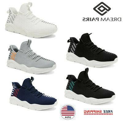 mens fashion lightweight tennis shoes casual running