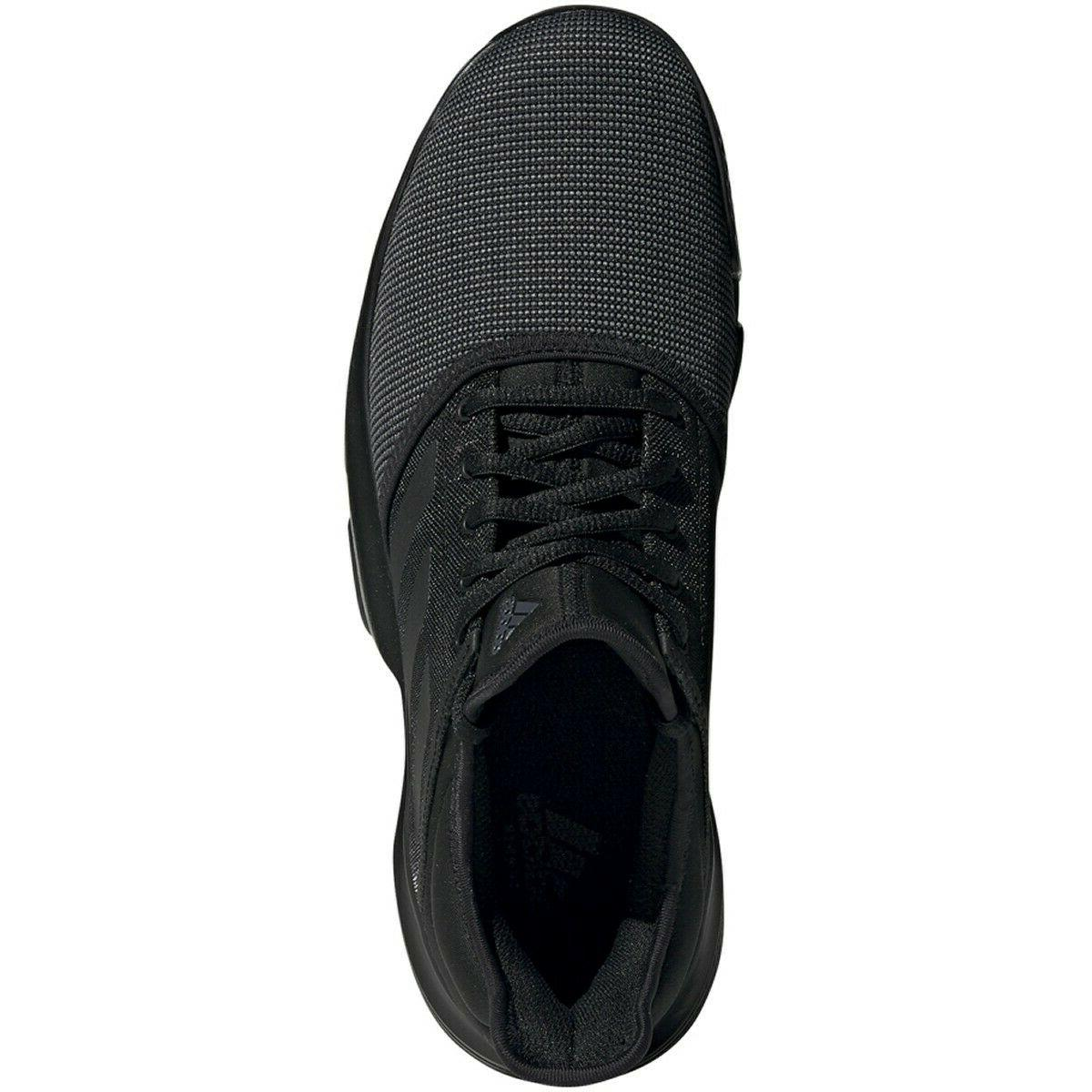 Mens GameCourt Black Sport Court