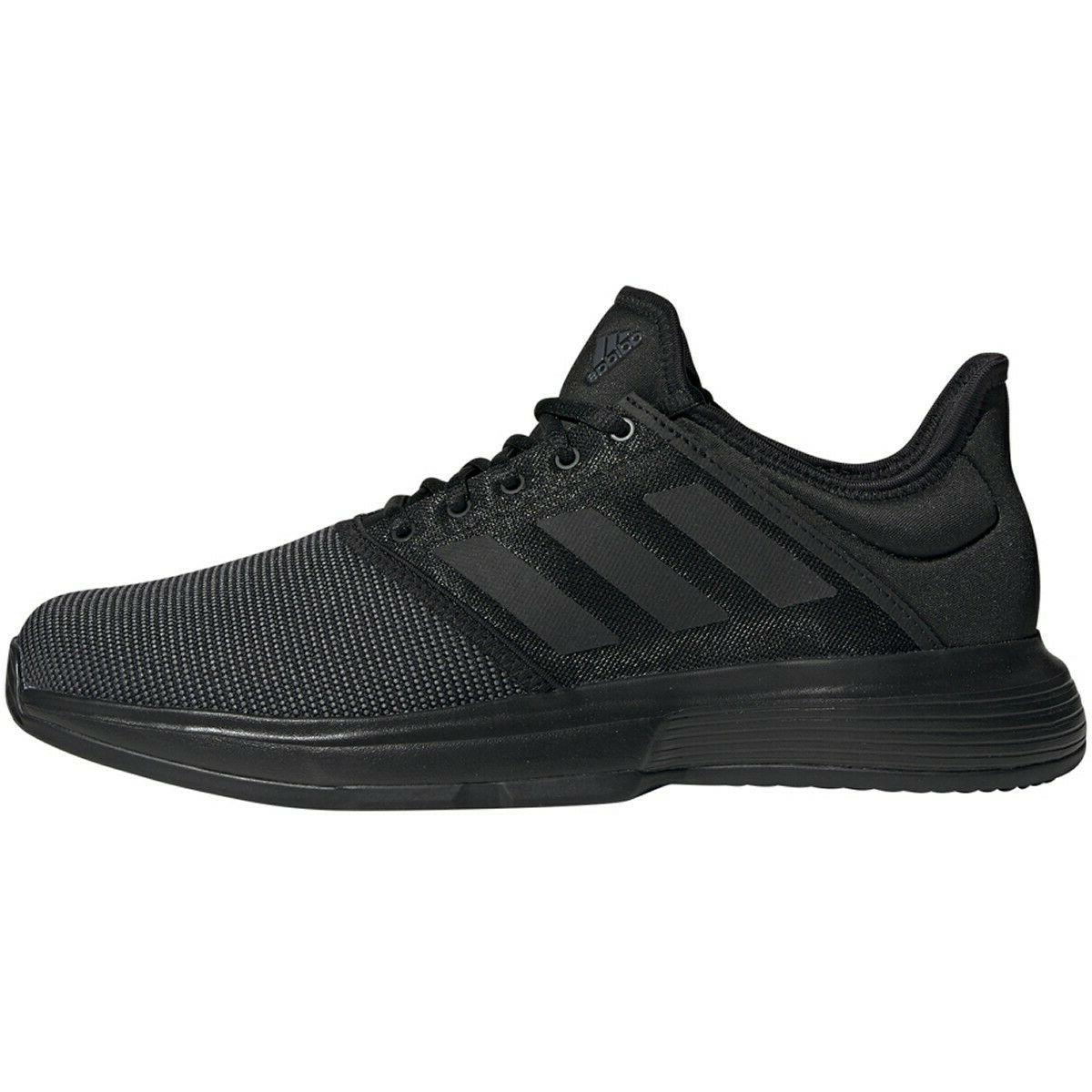 mens gamecourt black sport tennis athletic court