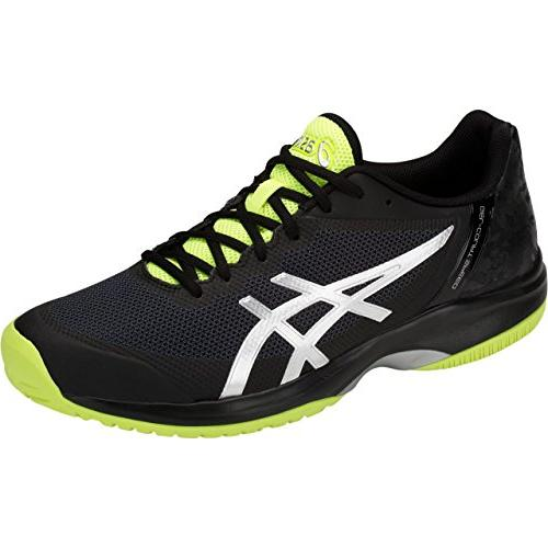 lowest price ab973 1e8f8 mens gel court speed tennis shoe black