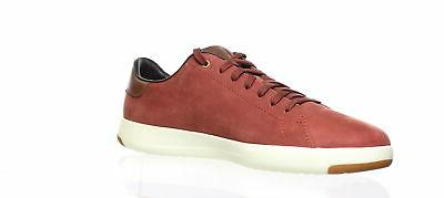 Cole Haan Tennis Burgundy Size