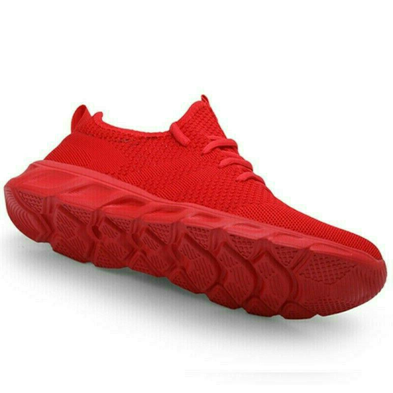 Men's Shoes Breathable Athletic Casual Tennis Gym