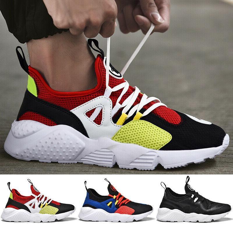 mens sneakers ultralight athletic running casual walking