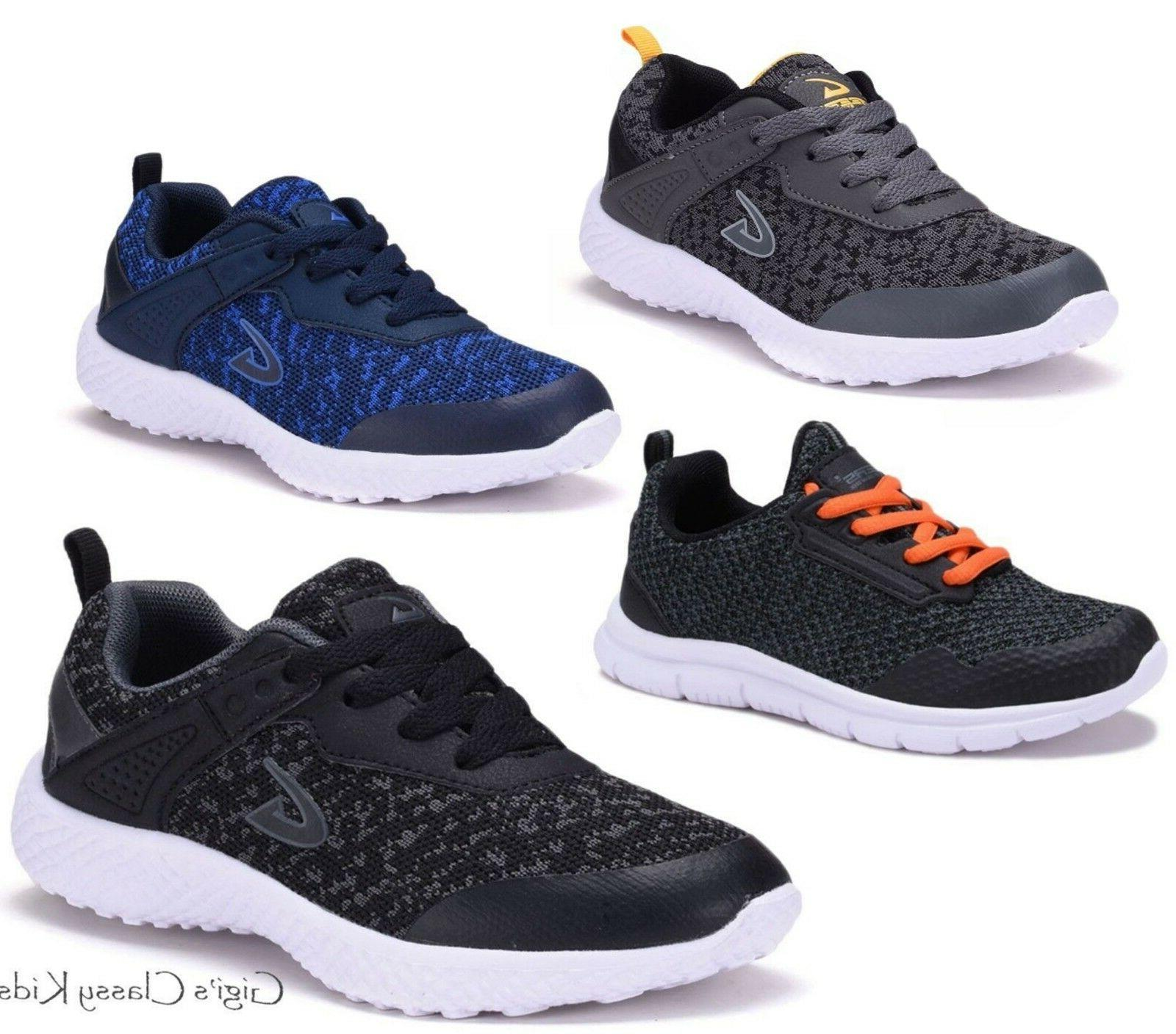 new boys girls tennis shoes athletic sneakers
