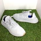 NEW ADIDAS Deerupt Runner Grey Mesh Mens Sneakers Athletic G