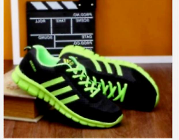 New men's shoes, women's well-trained and leisure sports
