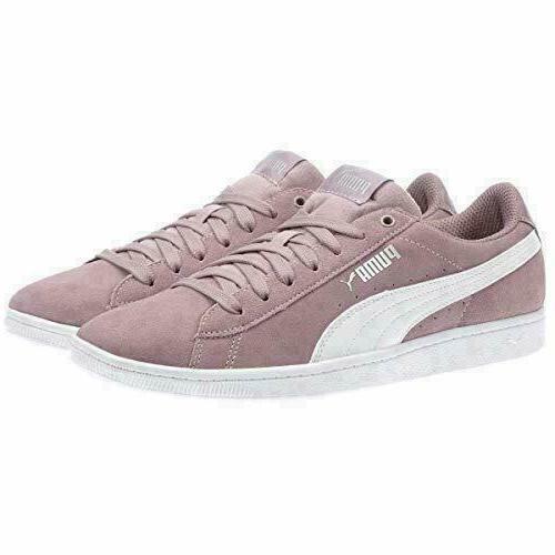 new ladies vikky suede shoes elderberry purple