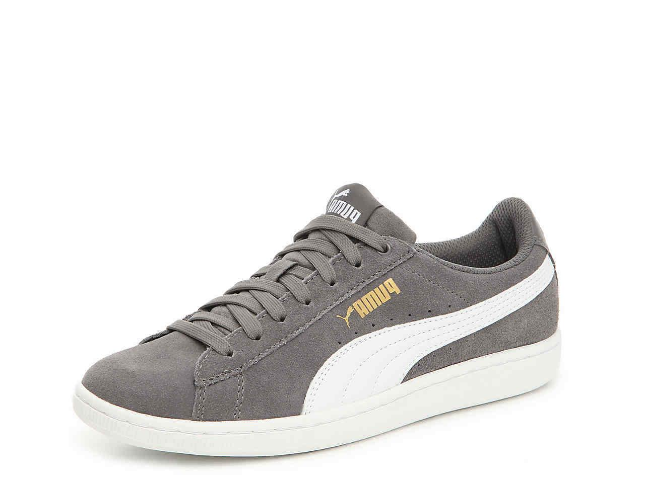 new ladies vikky suede shoes gray charcoal