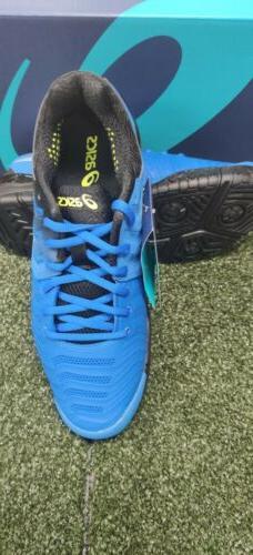 New Men's Asics Gel-Resolution 7 Tennis Shoes E701Y-407 Blue