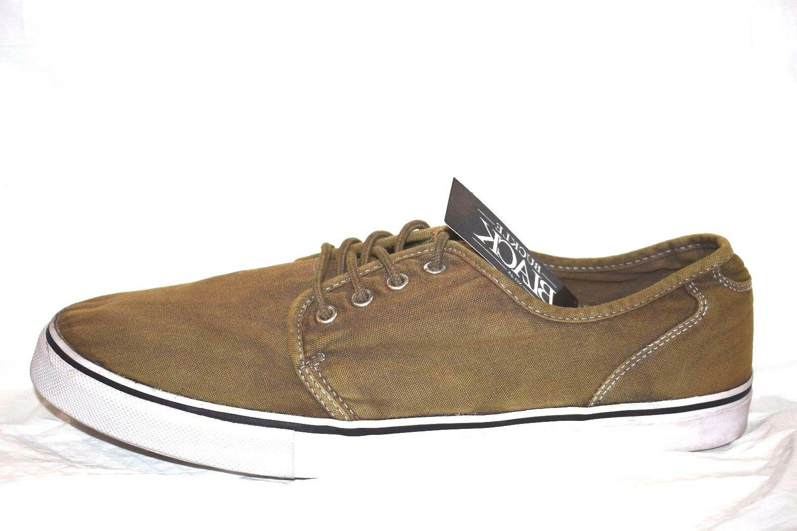 new men s lace up tennis canvas