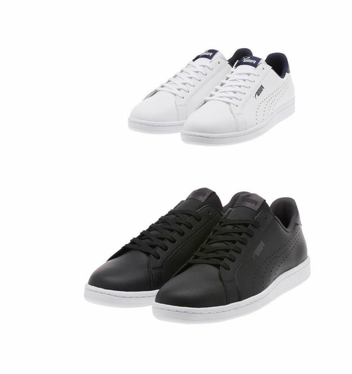 NEW!!! PUMA Men's Smash Perf Met Athletic Tennis Shoes Color