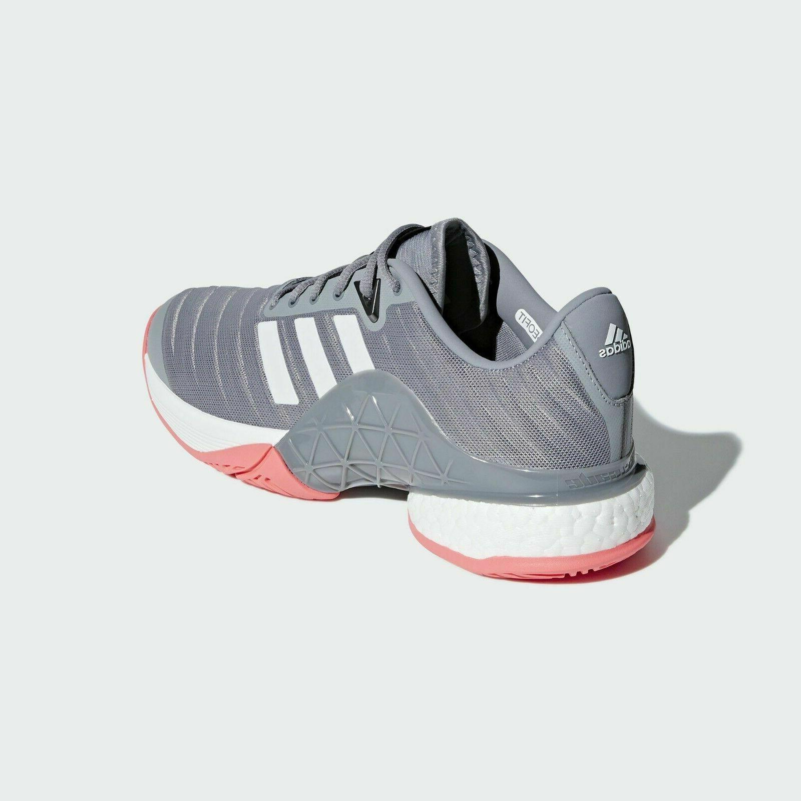 NEW Adidas Barricade Boost AH2094 Shoes Size