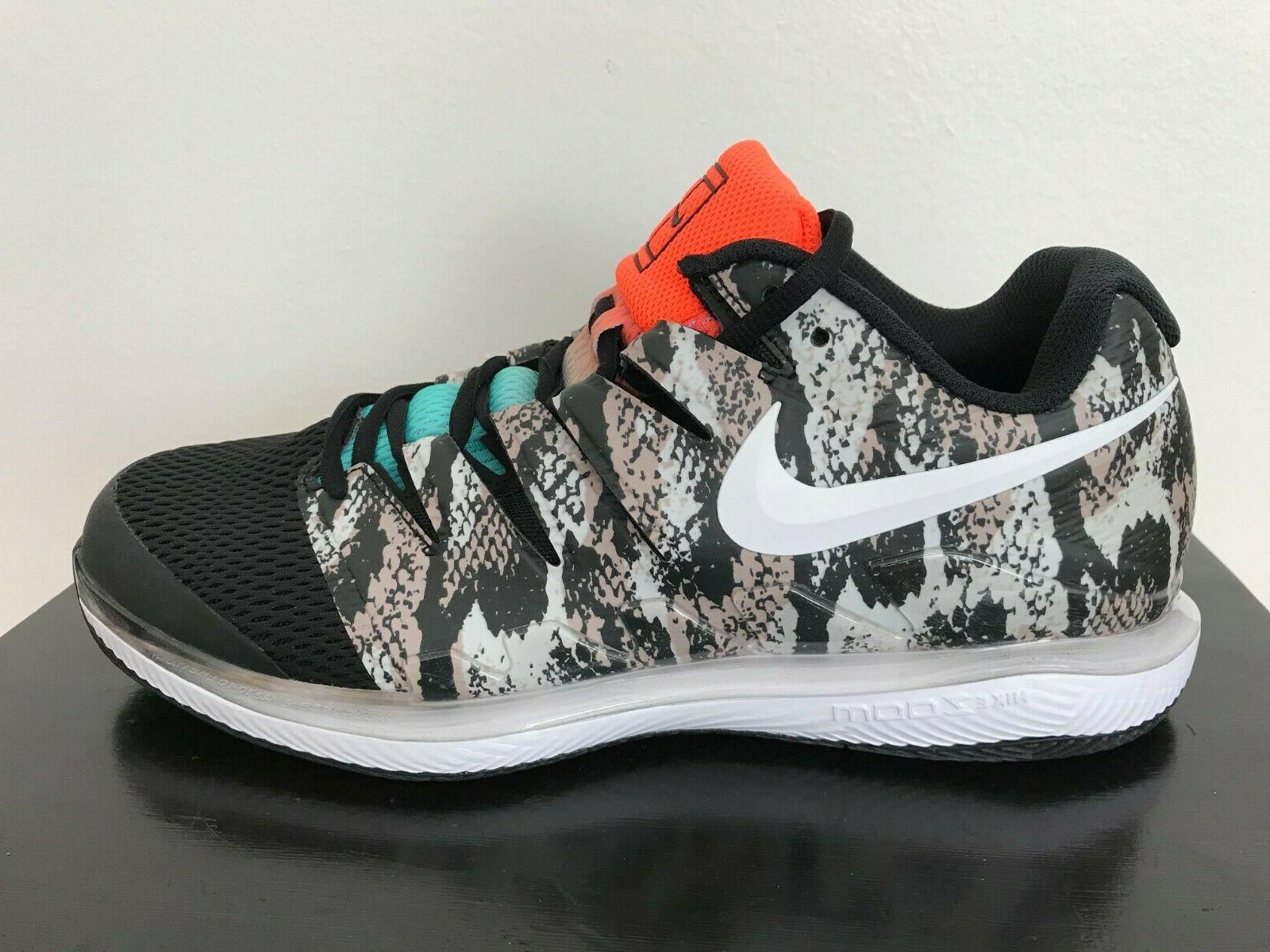 New Nike Court HC X Tennis Shoes, Photon Dust