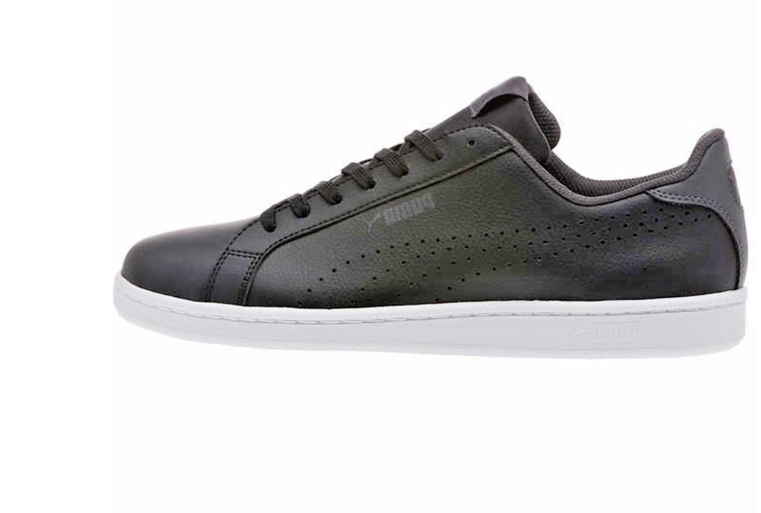 men s smash perf c leather sneakers