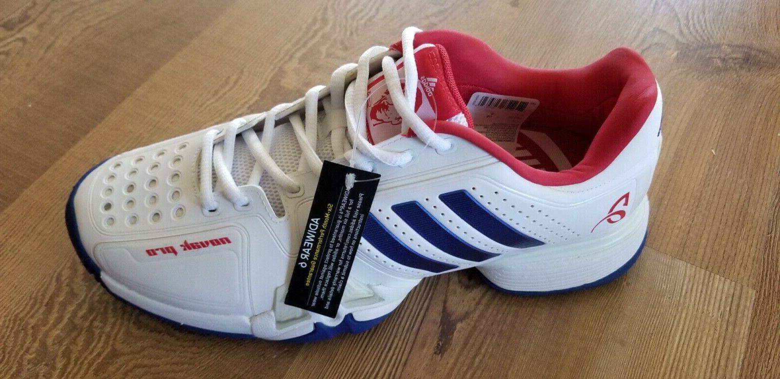 new novak pro tennis shoes mens sz