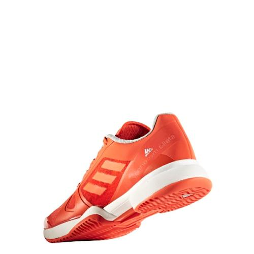 NEW Orange Adidas McCartney Boost Shoes