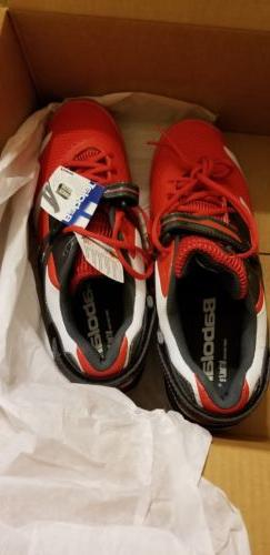 New Babolat Propulse 3 RED Men's Tennis Shoes 30S1172 Size U