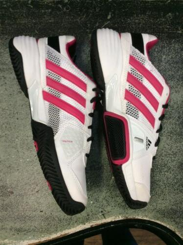 New Box Barricade Shoes Pink Size 4 Youth