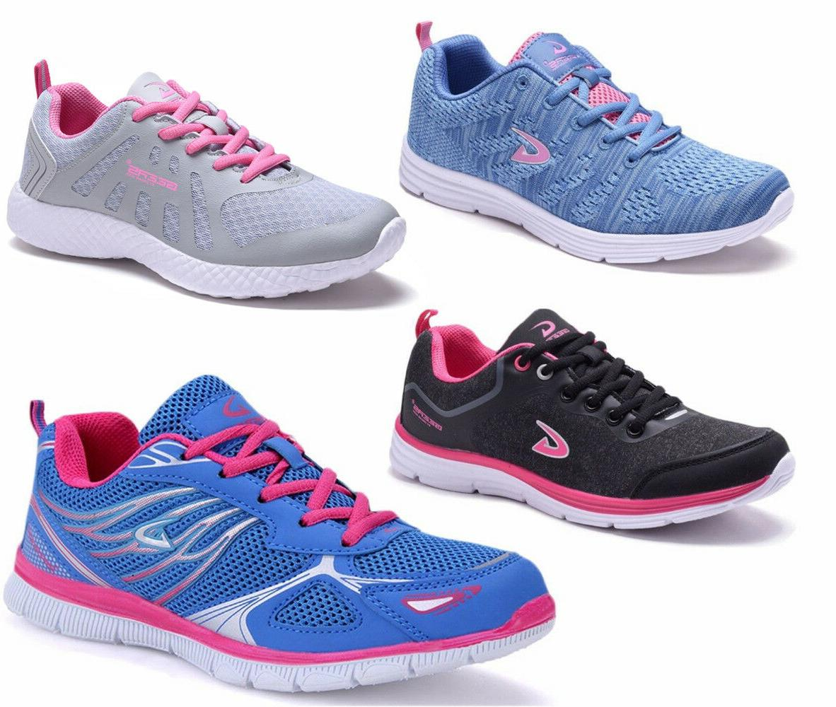 New Women's Sneakers Tennis Shoes Athletic Running Walking T