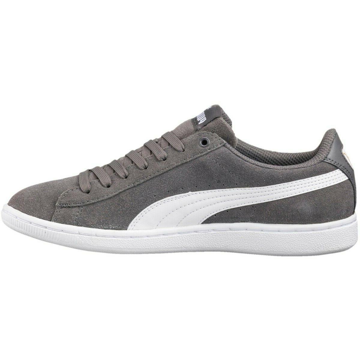 NEW Puma Women's Grey Suede Classic Sneaker SIZE