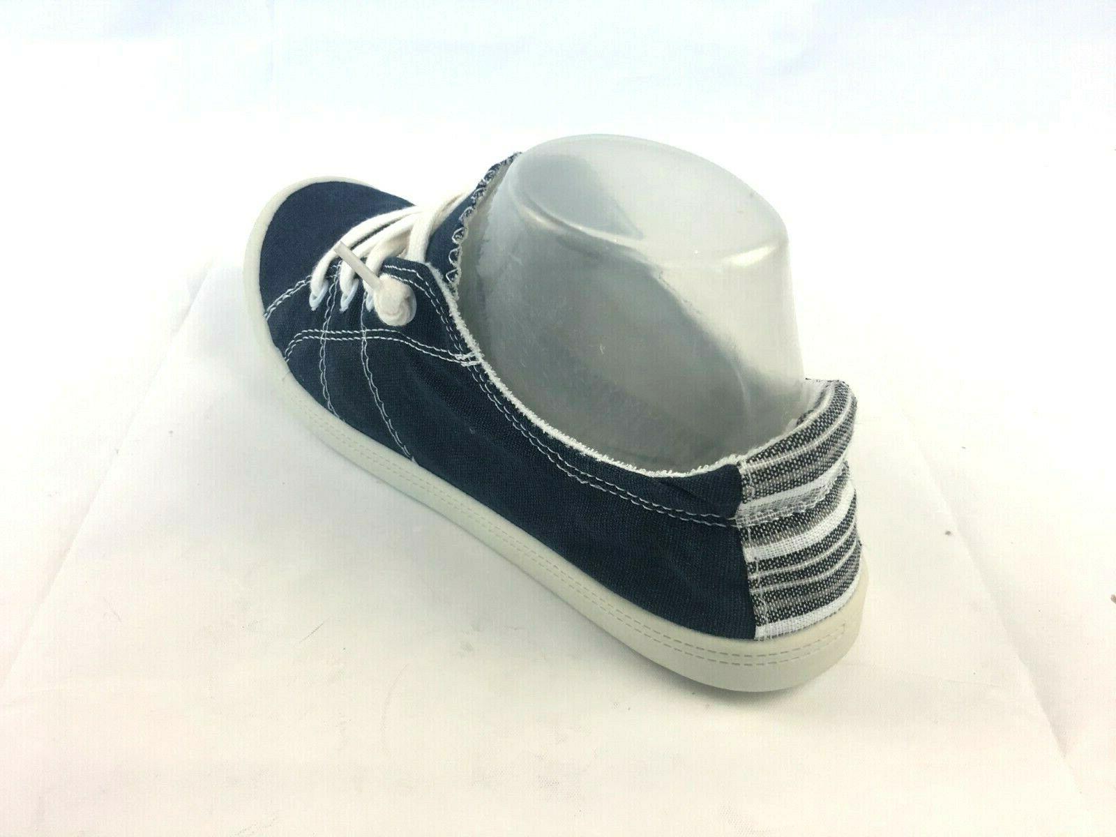 New Lace Up Canvas Shoes Comfy 5-10