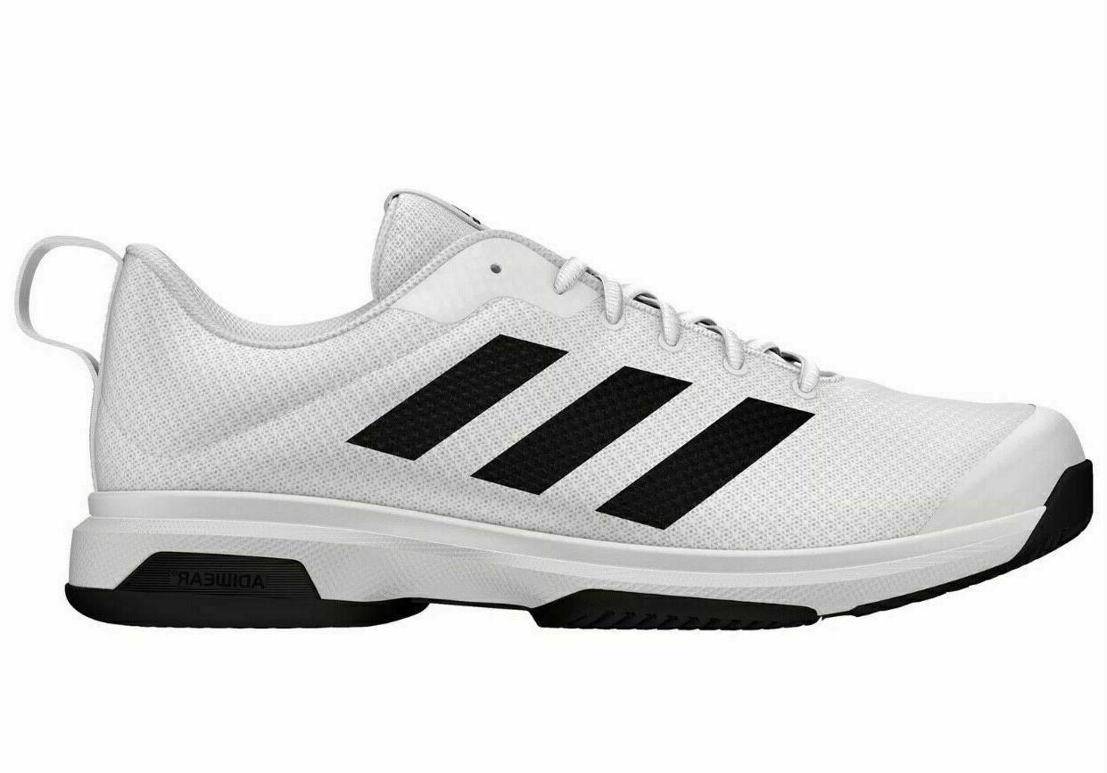 NIB Spec Athletic Tennis Shoes Black/White Various Size