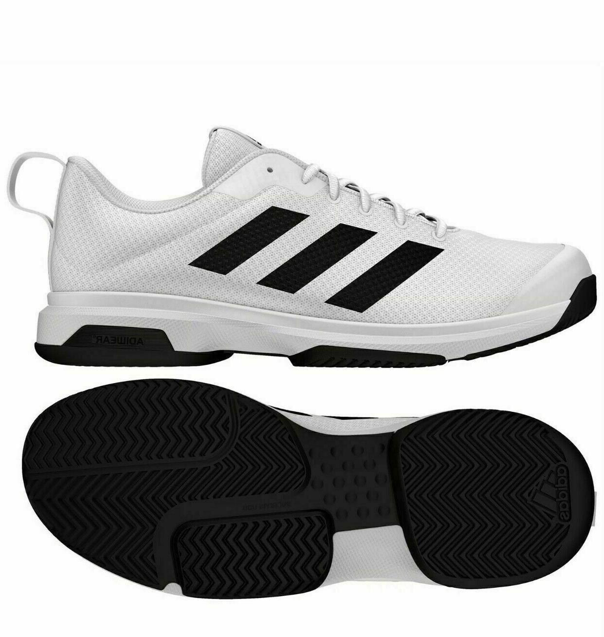 NIB Adidas Spec Black/White Various Size