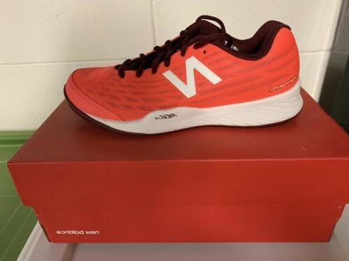 nib womens 896 v2 tennis shoes size