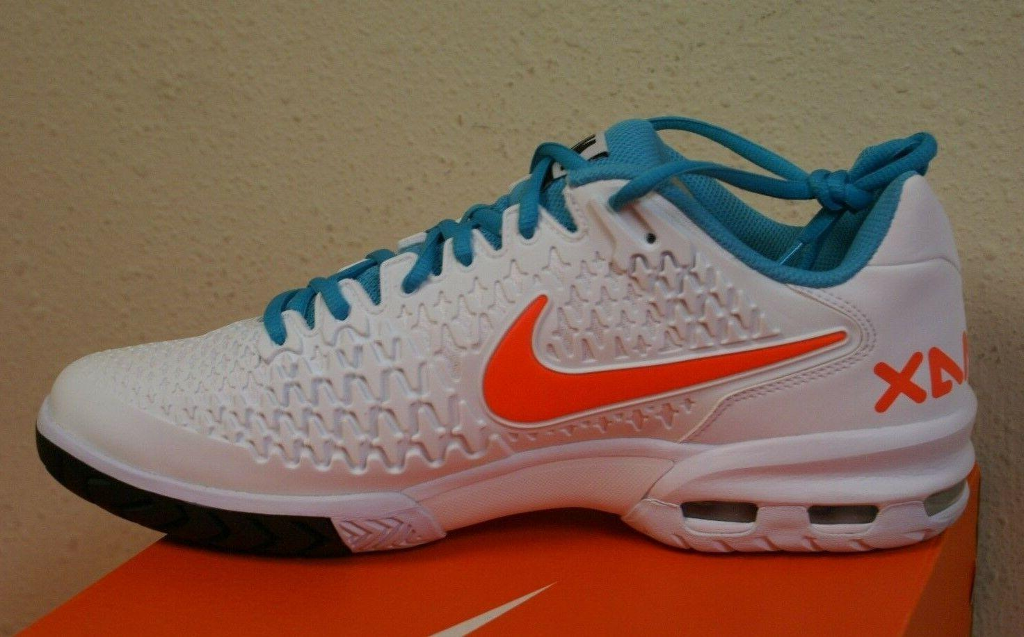 Nike Men's Air Max Cage Tennis Shoe Style 554875183