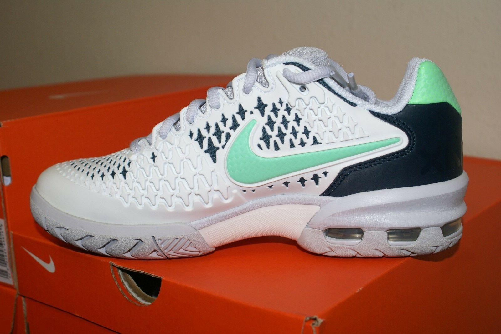 Nike Women's Air Max Cage Tennis Shoe Style #554874134