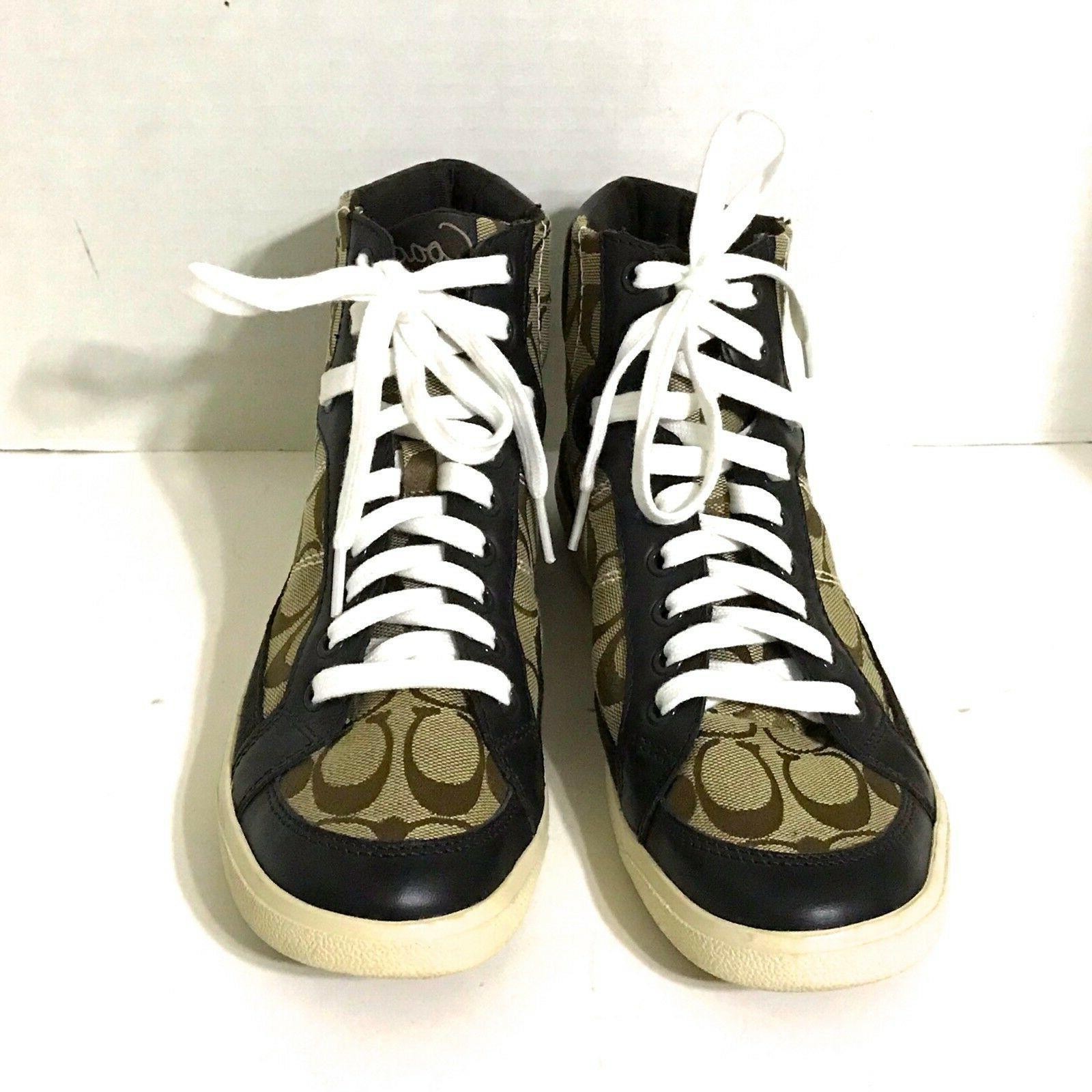 NWOB Ellis High Tops Shoes / NEW!!