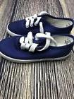 NWOB Keds Kids Toddler Sneakers Blue Lace Up Tennis Shoe Sz