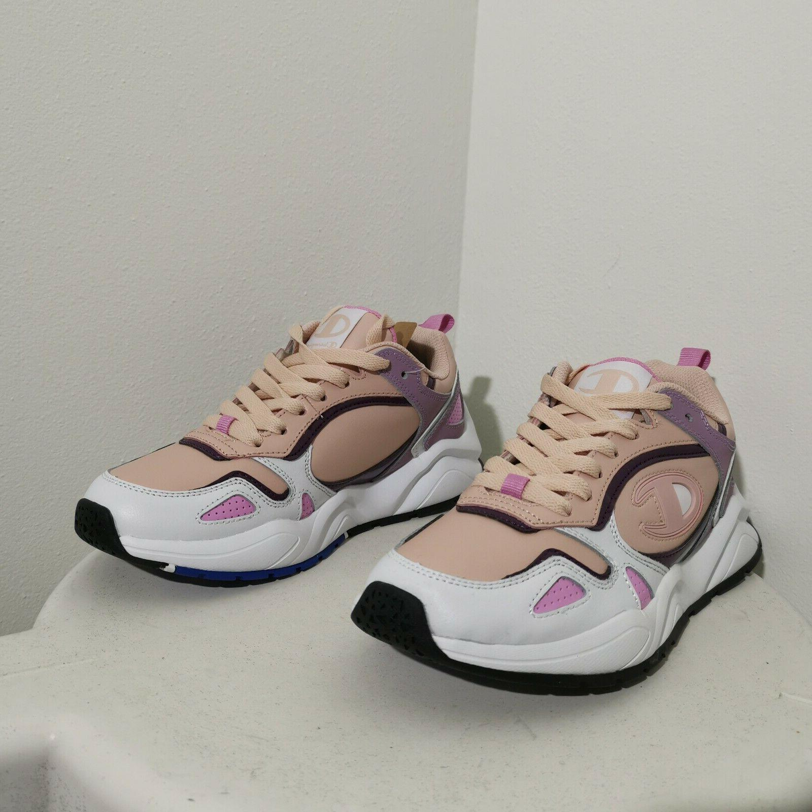 Champion 9 Shoes Pink