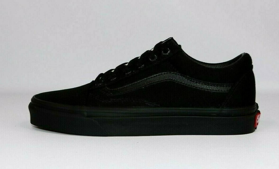 Vans Classic Black / Navy Womens Shoes