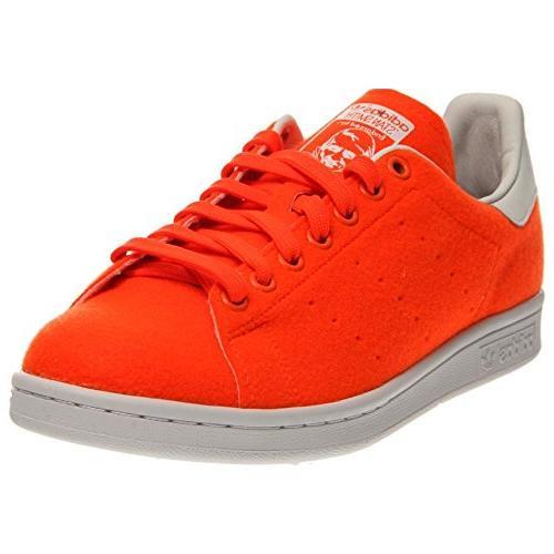 pharrell stan smith tennis orange