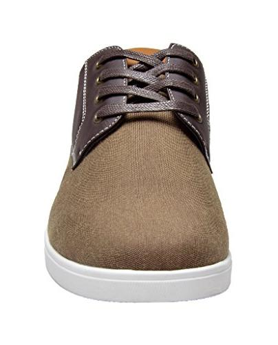 Bruno Marc Dark Sneakers 8 US