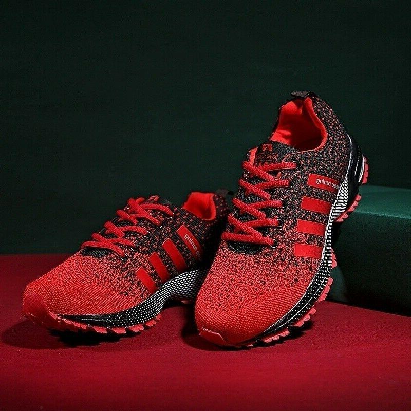 Running Walking Tennis Athletic Runner Casual Sneakers for