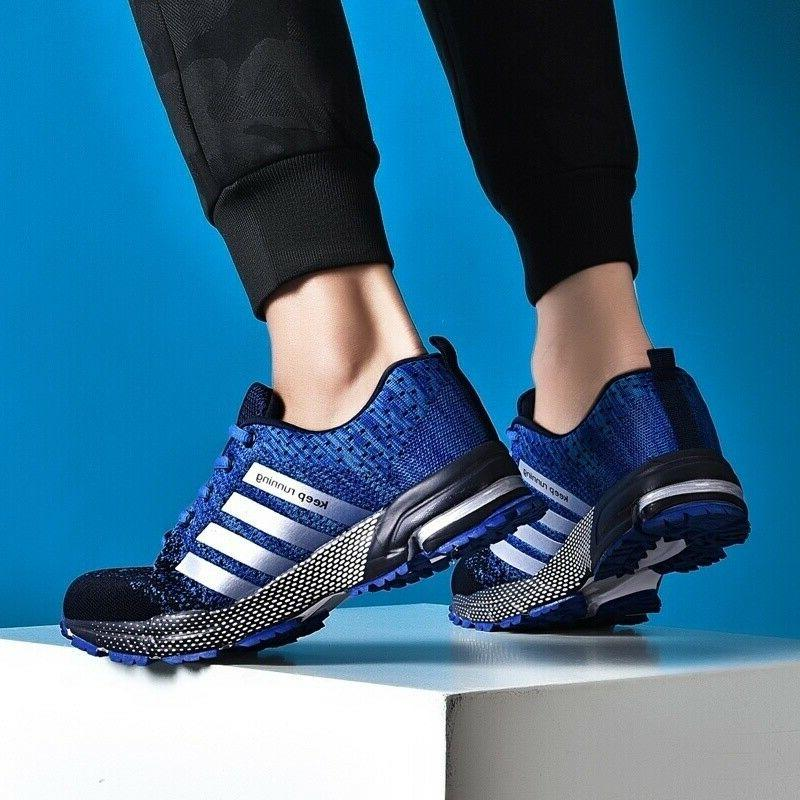Running Shoes Tennis Trail Casual Sneakers for Men