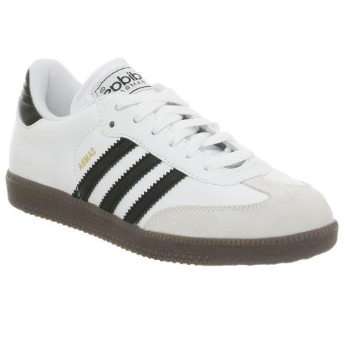 samba classic leather soccer