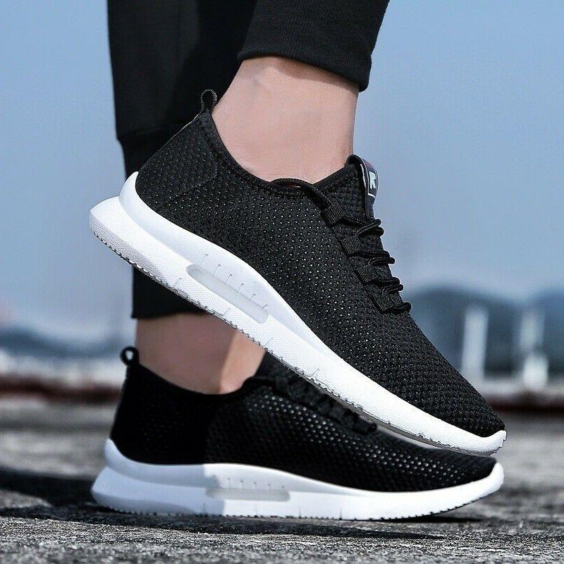 Mens Breathable Trainers