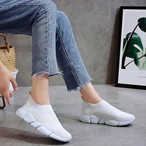 Hee grand Slip-on Flats Casual Tennis Sneakers Shoes White