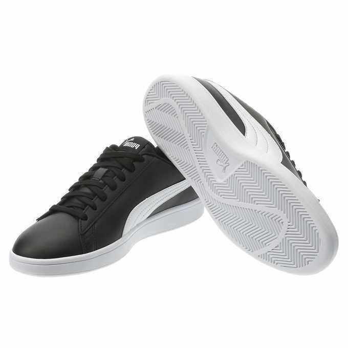 PUMA Leather Shoe New