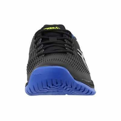 ASICS Solution Speed Casual Tennis Shoes Black Mens - D